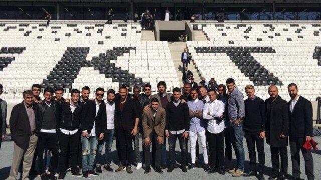Beşiktaş Vodafone Arena'ya kavuştu