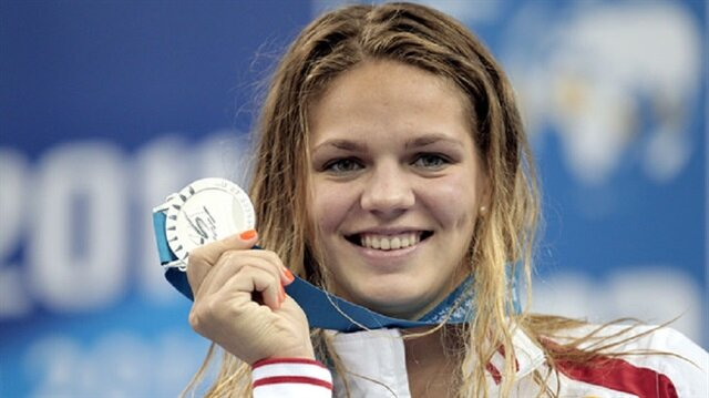 Rus yüzücüye doping cezası