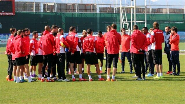 Belçika'daki saldırılar Antalyaspor'u da etkiledi