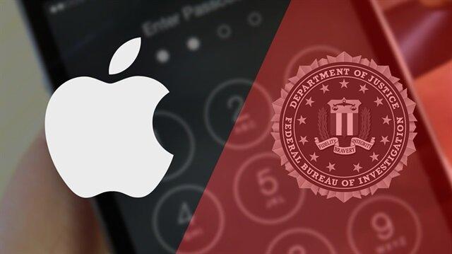 FBI, iPhone'un şifresini kırdı!