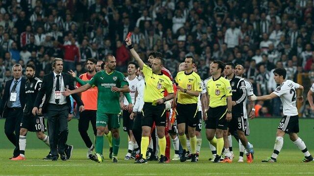 Bursasporlu futbolcudan olay 'Beşiktaş' tweeti