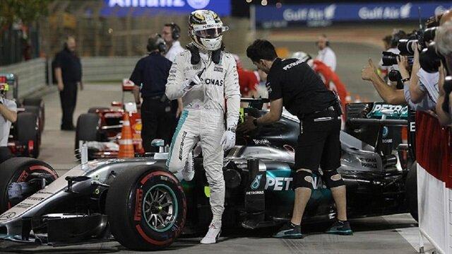 Hamilton'a 'vites kutusu' cezası