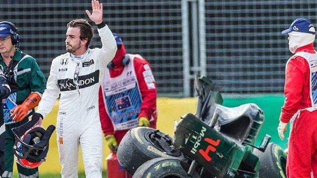 Formula 1'de Avustralya'da yaptığı kazanın ardından Bahreyn'deki etabı kaçıran McLaren-Honda'nın İspanyol pilotu Alonso, Çin Grand Prix'sinde yarışabilecek.