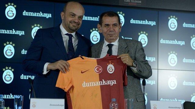 Galatasaray'ın göğüs <br/>sponsoru değişiyor
