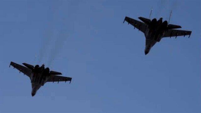 Rus jeti Amerikan keşif uçağını taciz etti