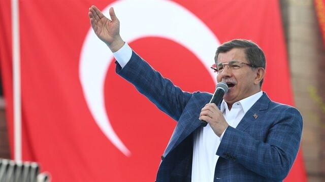 Başbakan Davutoğlu: Kiralık vandallar