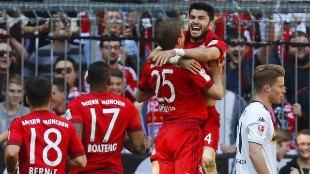 Bayern'in attığı gol <br/>kafa karıştırdı