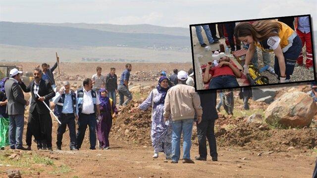 Köylüler şantiye işçilerine saldırdı: 3'ü ağır, 7 yaralı