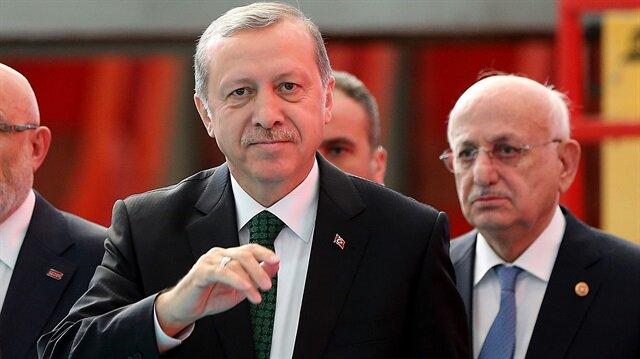 Cumhurbaşkanı Erdoğan: Yıllarca milliyetçiliği yanlış işlerle tanıttılar