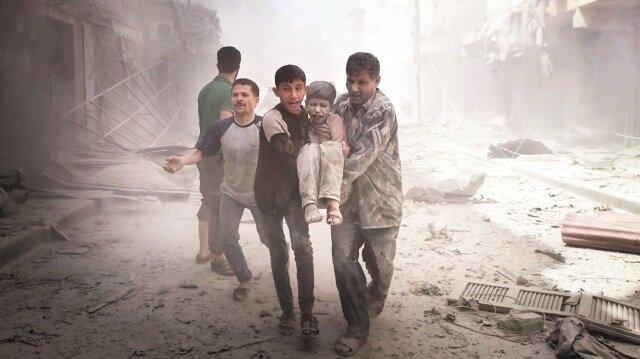 Halep'i kurtarın