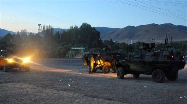 Diyarbakır'da Jandarma karakoluna taciz ateşi