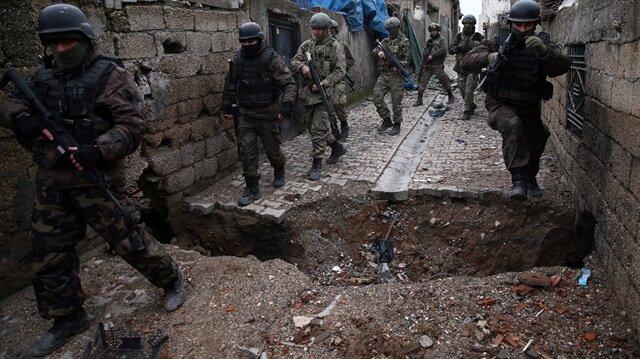 Van'da 1 PKK'lı vuruldu