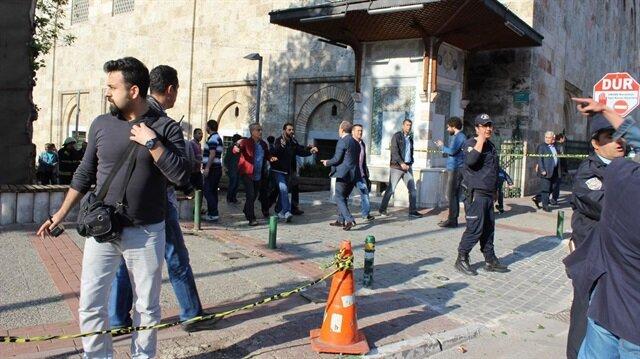 Bursa saldırısında 6 tutuklama