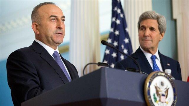 Çavuşoğlu'ndan Kerry'e Halep telefonu