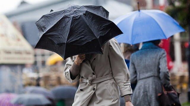 Meteorolojik uyarı: Yağışlı ve serin hava geliyor