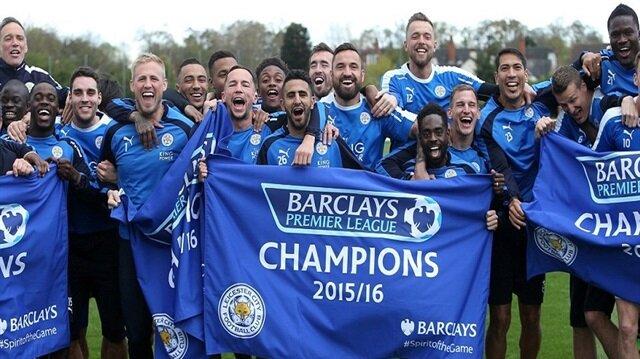 Leicester City'e <br/>çılgın para