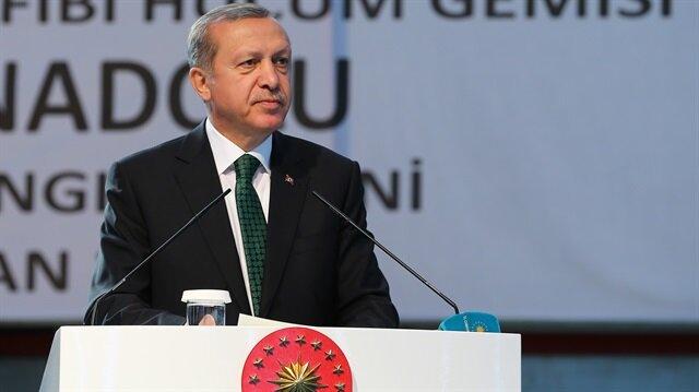 أردوغان:تركيا تتمتع بحرية الإعلام ومن يدّعي عكس ذلك يكون مخطئا