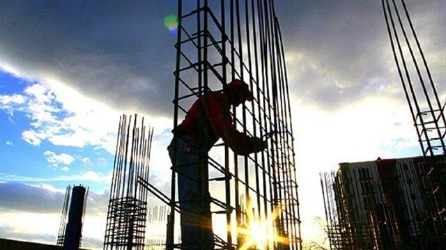İngiltere'de inşaat sektörü hız kesti
