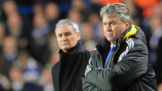 Guus Hiddink <br/>Leicester'ı reddetti