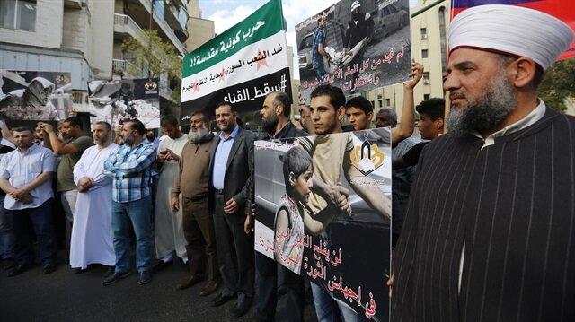 Müslüman alimlerden Halep çağrısı