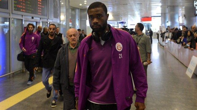 Galatasaray'dan <br/>'Chedjou' kararı