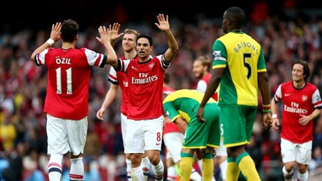 Arsenal'de beklenen <br/>ayrılık gerçekleşti