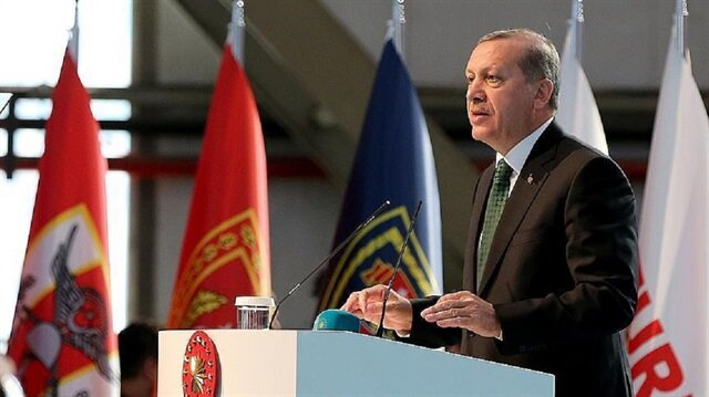 Turkish president voices concern over refugees