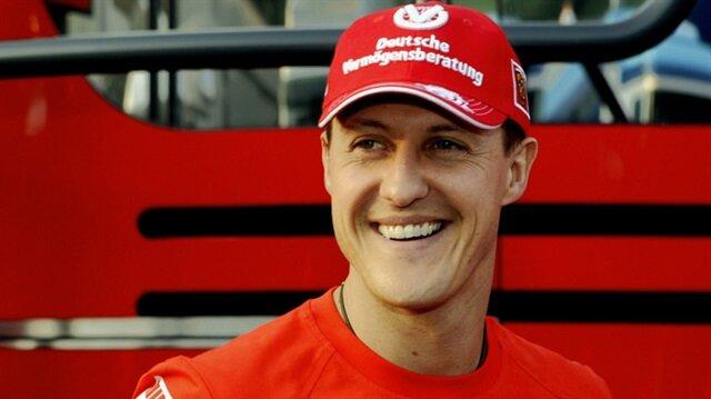 Michael Schumacher Formula 1 tarihinin en başarılı pilotu ünvanına sahip...