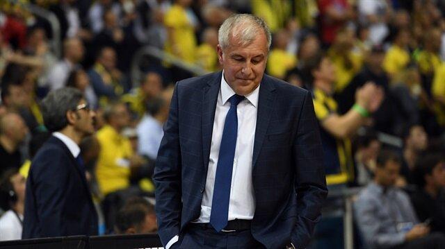 Fenerbahçe'nin 'Dörtlü Final' üzüntüsü