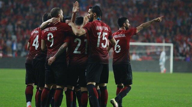 A Milli Takım'ın yakın tarihte attığı en güzel 5 gol
