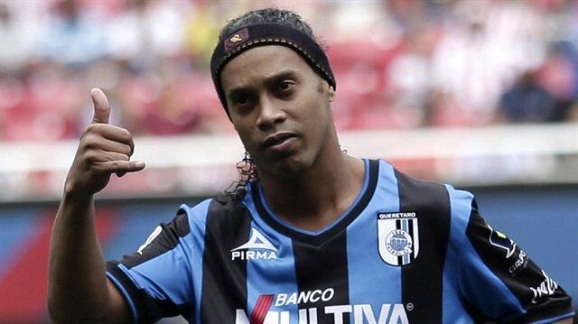Gültekin Gencer Ronaldinho için tarih verdi