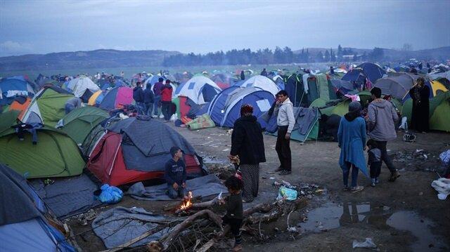 İdomeni'de sığınmacı kampı boşaltılacak