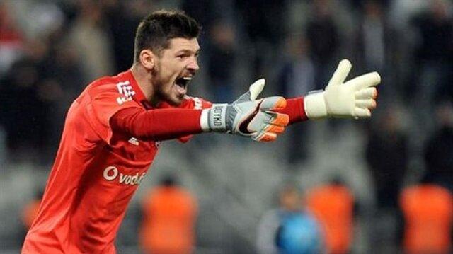 Beşiktaş'ta <br/>Boyko ayrılıyor