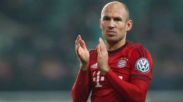 Beşiktaş<br/>Robben'i getiriyor