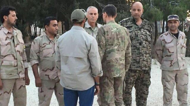 ABD'li komutan Kobani'den sonra Türkiye'ye geldi