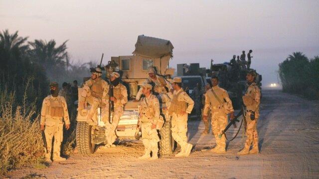 Irak ordusundan Felluce operasyonu