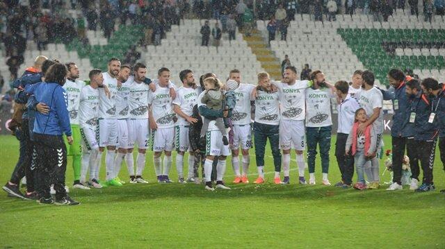 Torku Konyaspor'un<br/>'rekorlar' yılı