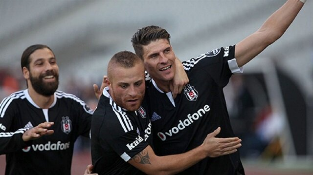 Beşiktaş'ta <br/>tek gündem transfer