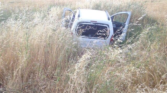 PKK'nın bombası aracın içinde patladı: 3 terörist öldü