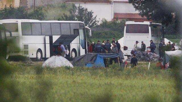 Yunanistan'dan İdomeni operasyonu