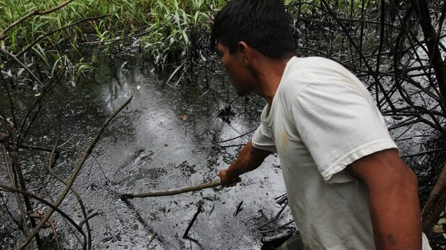 Peru'da acil durum