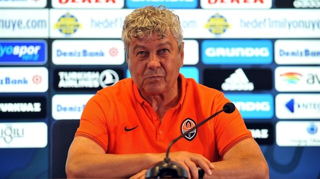 Lucescu Beşiktaş'ın <br/>transferine 'taş' koydu