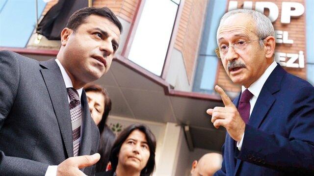 Kılıçdaroğlu'nun tavsiyesi HDP'yi harekete geçirdi