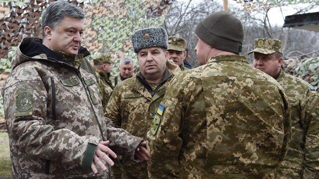 Poroşenko'dan Rusya'ya sert mesaj