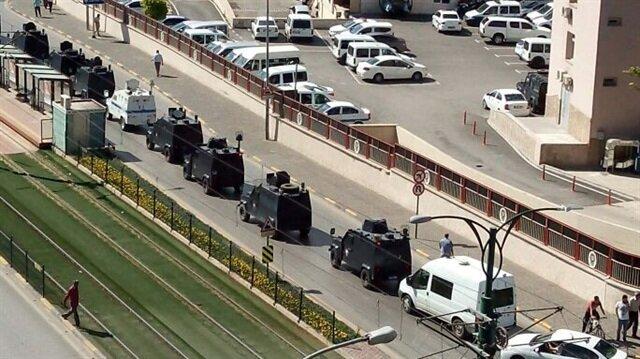 Gaziantep'te DAEŞ'in hücre evine operasyon