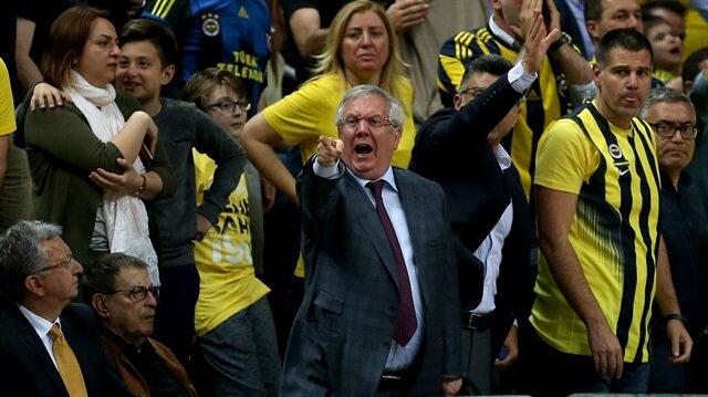 TBF'den <br/>Fenerbahçe'ye ceza