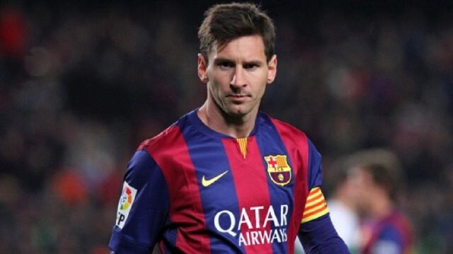 Messi'ye <br/>hapis istemi