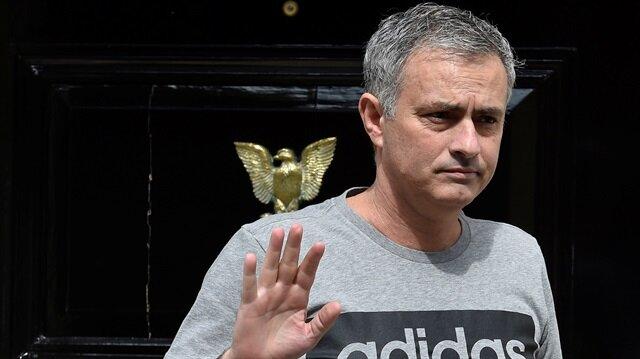Mourinho'nun <br/>11'ini açıkladılar