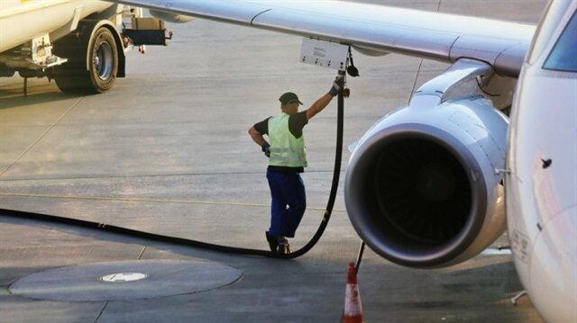Fransız uçaklarına 'yakıt' uyarısı