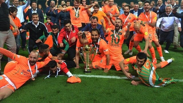 İlk kez<br/>Süper Lig